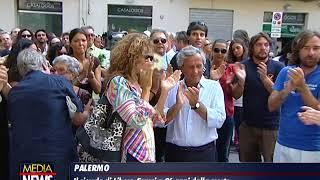 Palermo ricorda Libero Grassi e riapre il parco dedicato a lui