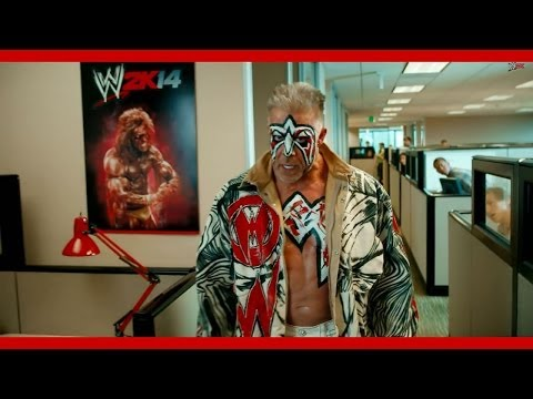 Ultimate Warrior returns as the WWE 2K14 pre-order bonus (Official)