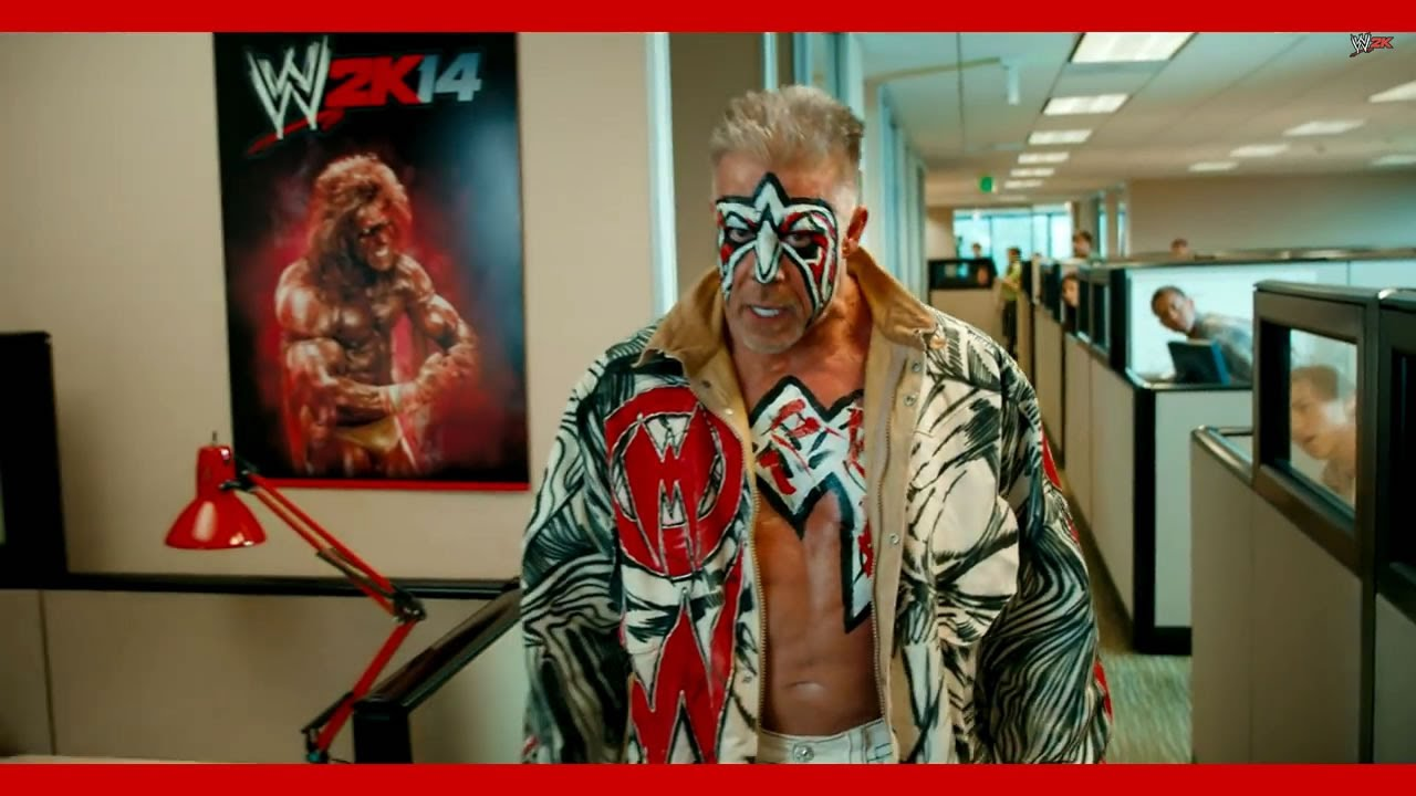 Ultimate Warrior 2012 Return Ultimate Warrior retur...