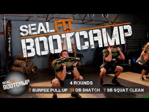 SEALFIT Bootcamp Training