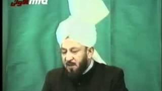 Khutba Jumma:29-03-1985:Delivered by Hadhrat Mirza Tahir Ahmad (R.H) Part 1/5
