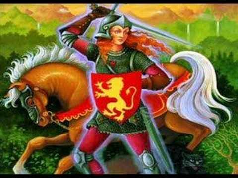 Alanna The Lioness~Stand My Ground