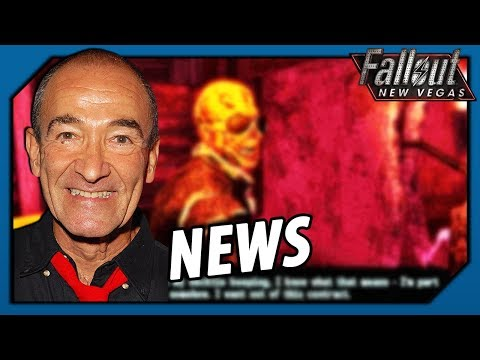 Fallout New Vegas Voice Actor, Barry Dennen, Passed Away (Dean Domino)