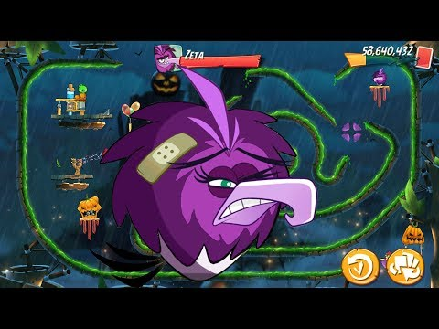 Angry Birds 2 BOSS ZETA (King Pig Panic) Gameplay Walkthrough Part 678