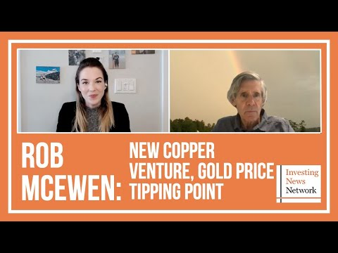 Rob McEwen: Gold Investors Won't Have to be Patient Much Longer
