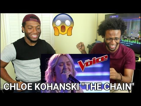 The Voice 2017 Blind Audition - Chloe Kohanski: