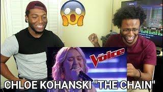The Voice 2017 Blind Audition - Chloe Kohanski: