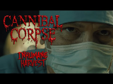 Cannibal Corpse – Inhumane Harvest