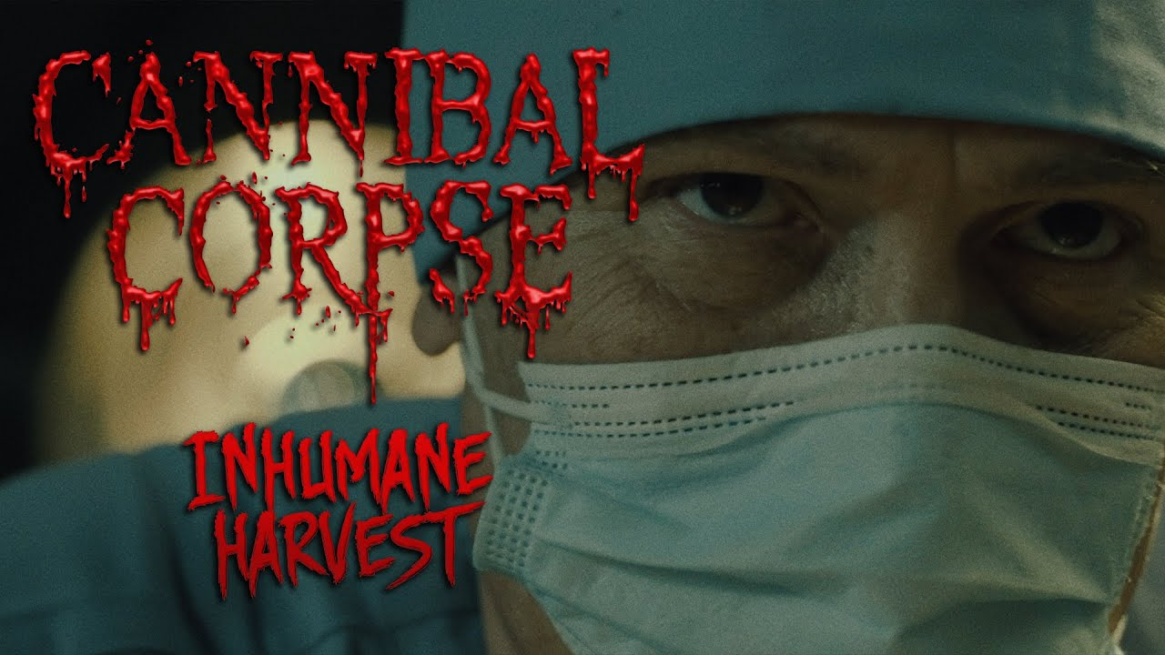 Cannibal Corpse - Inhumane Harvest (OFFICIAL VIDEO)