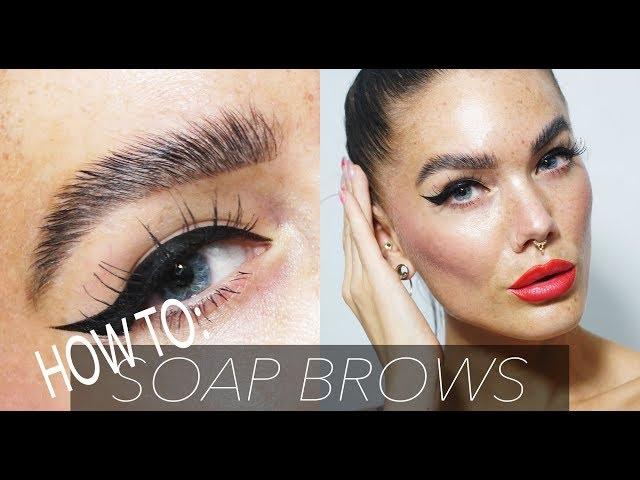 nyx eyebrow gel sverige