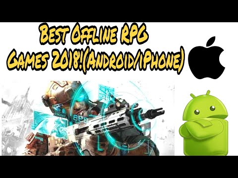 Best Offline RPG Games 2015!(Android/iPhone)