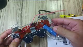 Controle PS2 sem fio usando Arduino #7