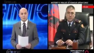 Drejtori i Policisë së Tiranës, Ervin HODAJ, LIVE në emisionin Opinion