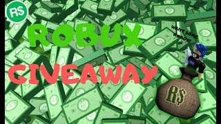 ROBUX GIVEAWAY- Streamer Roblox inglese PER IL BIG GIVEAWAY (24/7) LIVE STREAM 🔴