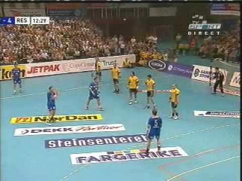 handball kfuk kfum cvjm european handball chionshi
