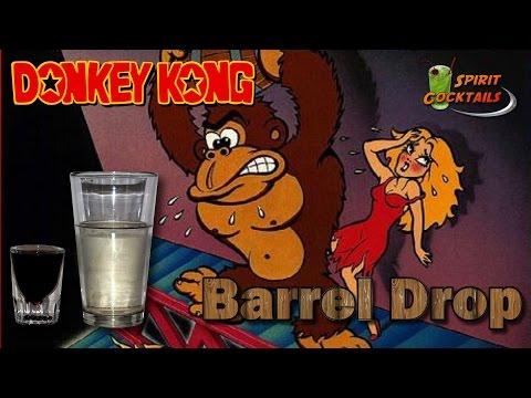 Donkey Kong Barrel Drop