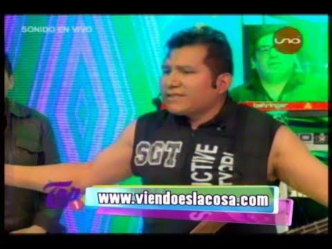 VIDEO: GRUPO TRIPLE X - Felices los 4 - Traigan Cerveza ¡En VIVO! (TOP UNO) - WWW.VIENDOESLACOSA.COM