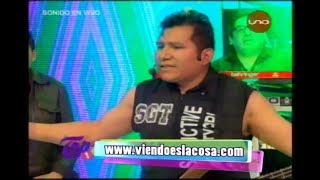 VIDEO: FELICES LOS 4 - TRAIGAN CERVEZA (en Top Uno)