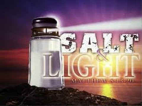 Rev Andre Johnson  Salty Light