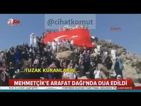 ARAFAT TAN TÜRK ASKERİNE DUA