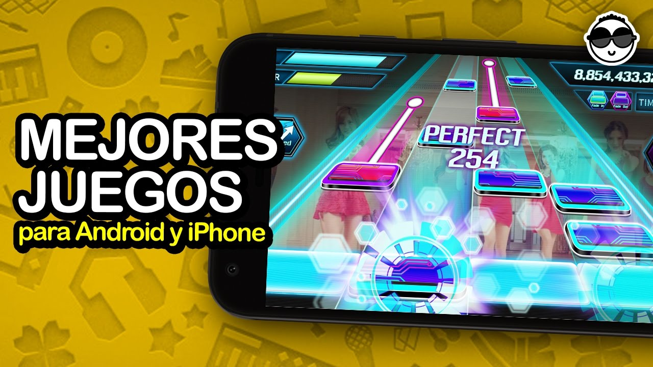6 Juegos Increibles De Musica Para Tu Android O Iphone 2017 Youtube