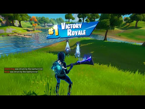 This Fortnite Glitch Can Get You Banned