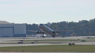 [NOVEMBER SPECIAL] Plane Spotting at Charlotte Douglas International Airport