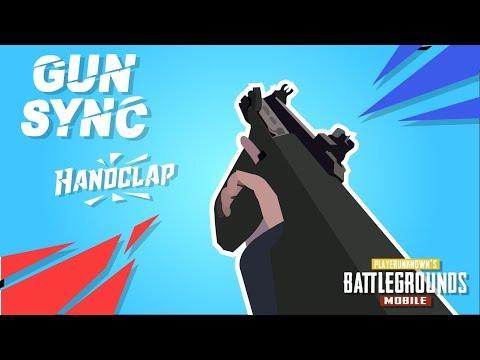 PUBG Mobile Gun Sync - Fitz And The Tantrums [HandClap]