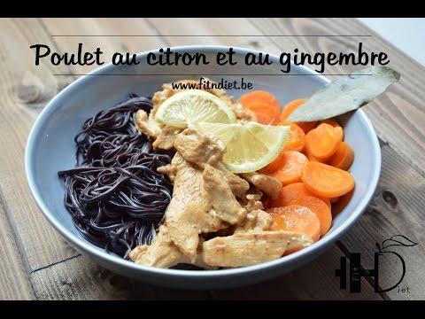 poulet-au-citron-et-au-gingembre