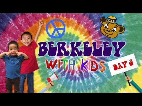 Top 3 Things to do in Berkeley (Berkeley Art Museum/Adventure Playground): Traveling with Kids