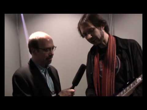 Paul Gilbert talks about his new Ibanez guitars