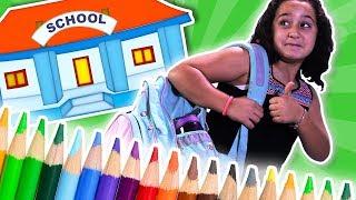 بادي كيدز | ايش في شنطة المدرسة ؟ | (WHATS IN MY SCHOOL BAG (ARABIC