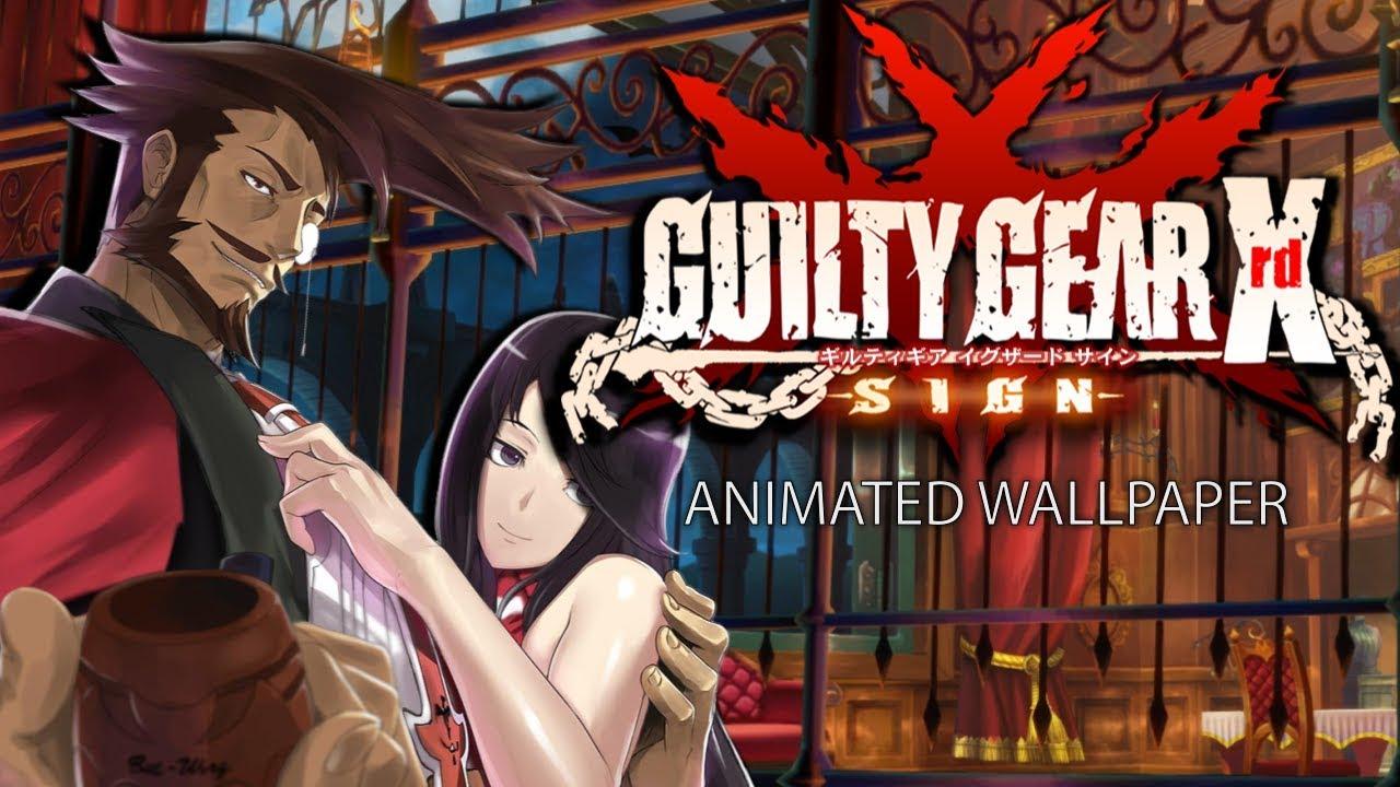 Artstation Jack A Dandy Guilty Gear Xrd Animated Wallpaper