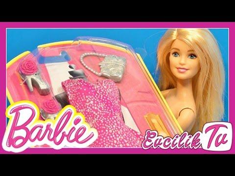 Barbie Oyuncak Giydirme   Barbie Türkçe izle   Barbie Elbiseleri   Evcilik TV Barbie videoları