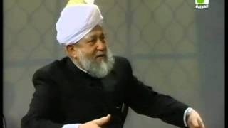Liqa Ma'al Arab 7 March 1995 Question/Answer English/Arabic Islam Ahmadiyya