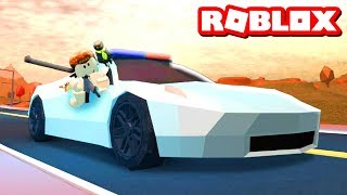 ROBLOX JAILBREAK FALL UPDATE!! (Lean out of Vehicles + New Map!)
