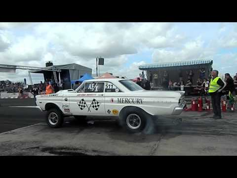 Jack chrisman 39 s 1965 comet at 411 dragway doovi for Garage ford avignon cap sud