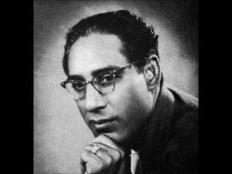 D. V. Paluskar, Amir Khan - Aaj Gaawat Man Mero - raga Desi - Baiju Bawra (not from soundtrack)