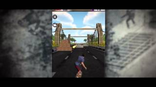 Street Skate 3D HD Android Game Trailer