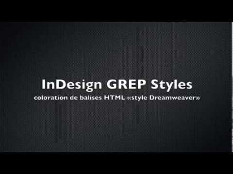 BenCloutier   GREP Styles   HTML