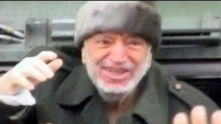 أيام ياسر عرفات الأخيرة