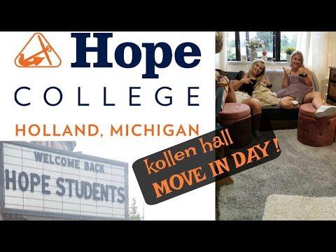 HOPE COLLEGE, Holland Michigan/KOLLAN HALL