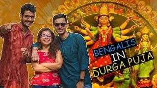 Bengalis in Durga Puja|The Bong Guy ft. Dj Bapon|Wonder Munna|Bhalo Chele