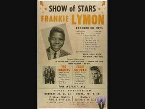 Frankie Lymon- Creation of Love