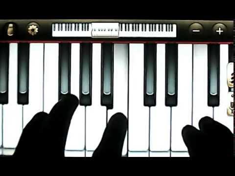Собачий вальс на виртуальном пианино для андроид-планшета(телефона)