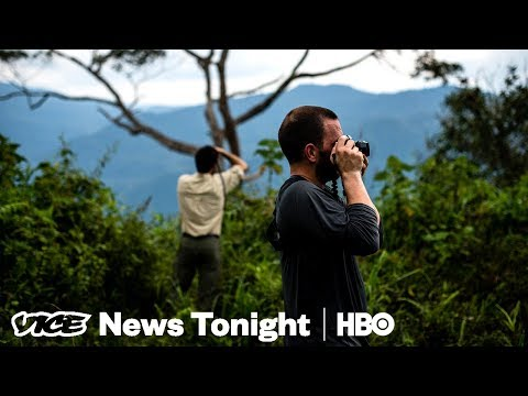 The Guy Trying To Strike Gold In The Amazon (HBO)