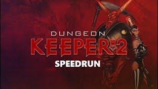 Dungeon Keeper 2 SPEEDRUN