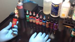 Tattoo Ink REVIEW