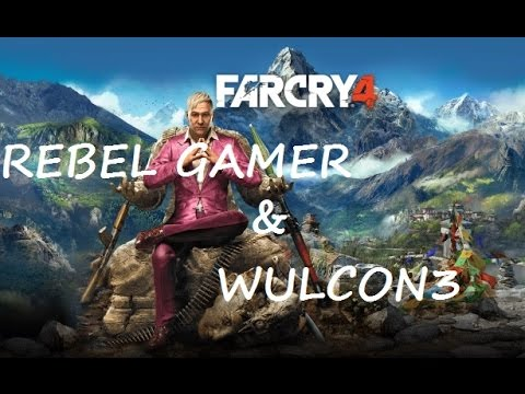 FAR CRY 4 - CO-OP An Englishman and a Scotsman Play! PART #11 - XBOX ONE (HD)