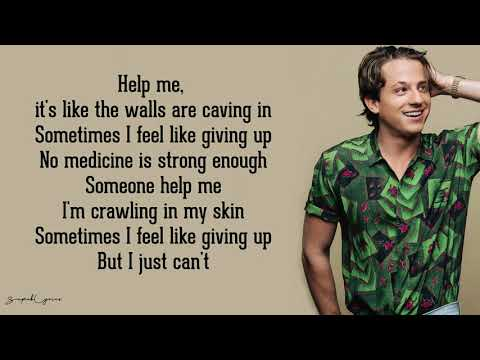 Charlie Puth - In My Blood (Lyrics)